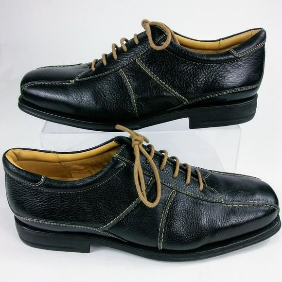 Sandro Shoes | Comfort Walk Blacktan
